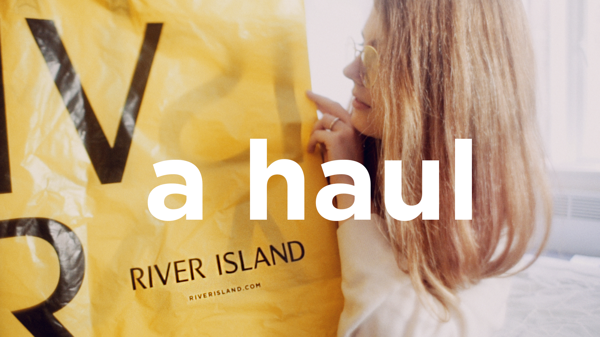 River Island Sale Haul